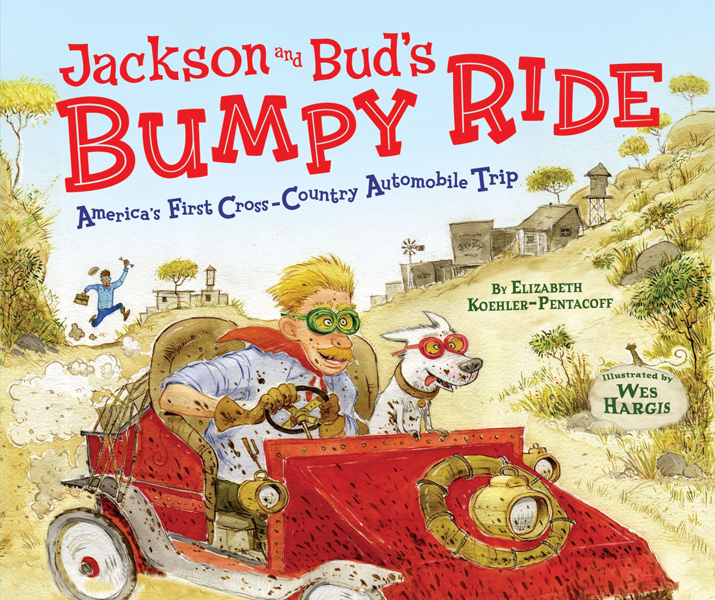 Jackson and Bud's Bumpy Ride<br>