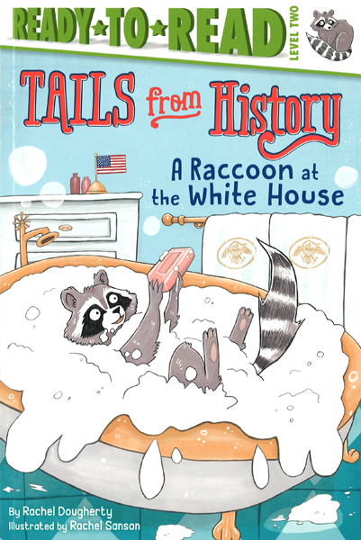 A Raccoon at the White House<br>