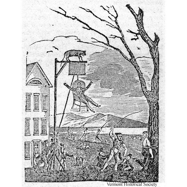 This illustration comes from Zadock Thompson's History of Vermont.